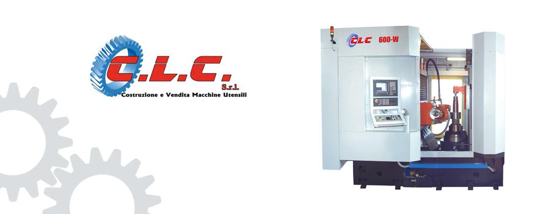 CLC vierintähammastuskoneet, vierintäpistokoneet ja roottorihiontakoneet