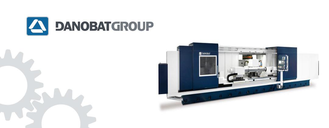 Danobatgroup hiomakoneet, sorvit, työkalut, varaosat ja rautatieteollisuuden tuotteet